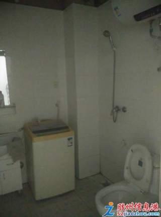 1室/1300元/63平米/新城市花园套一房家具家电齐全拎包入住