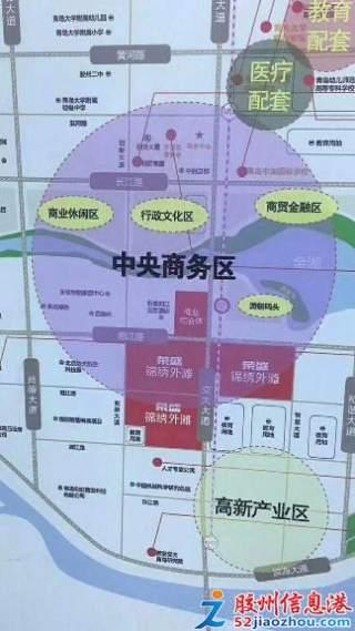 3室/128万/120平米/胶州产业新区荣盛锦绣外滩