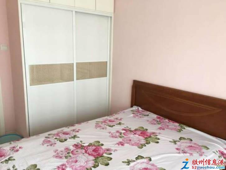 2室/2500元/110平米/水岸府邸西区精装修出租