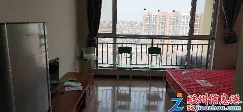 1室/1100元/38平米/新向�公寓10�翘滓槐毕�1100元精�b空�{��冰箱洗衣�C家具